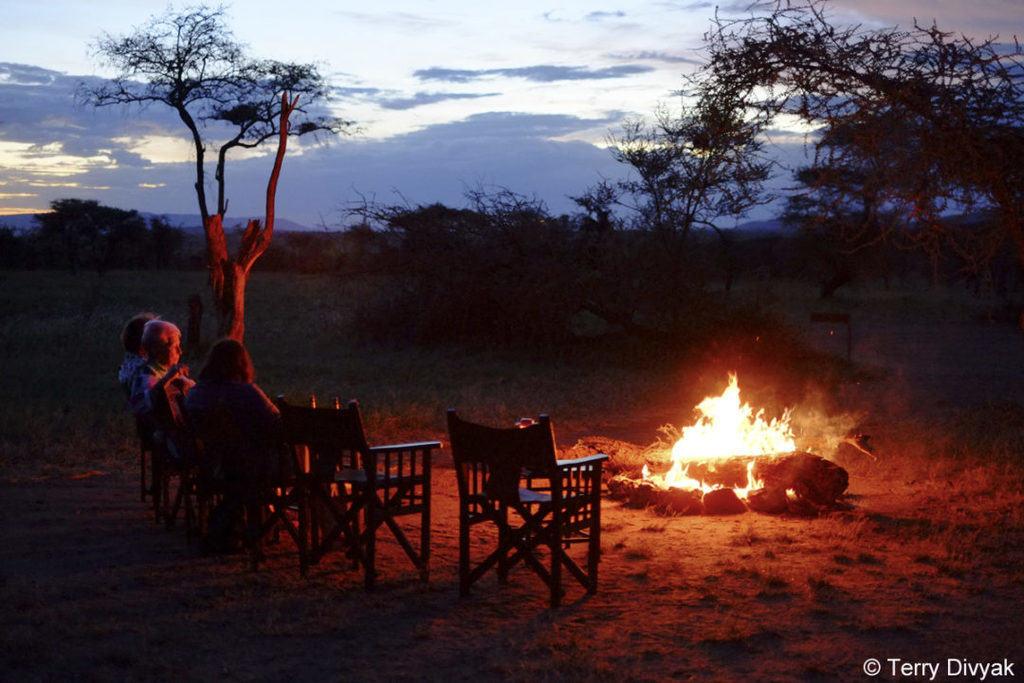 Africa Campfire