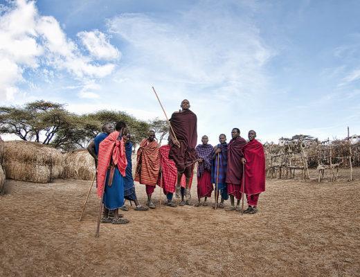Maasai Jumpers