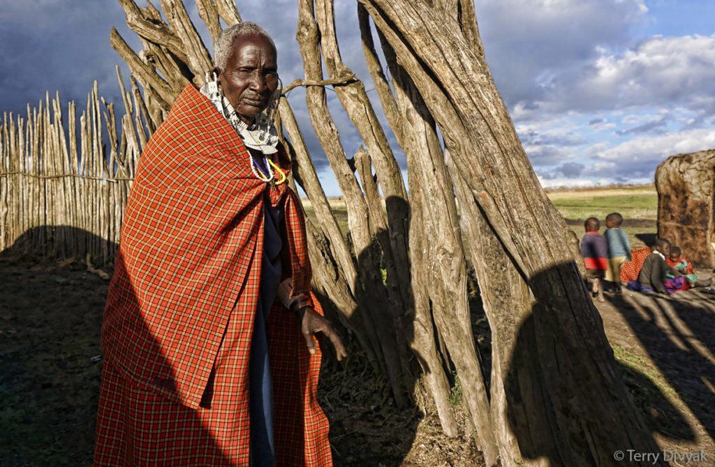 Maasai Elder