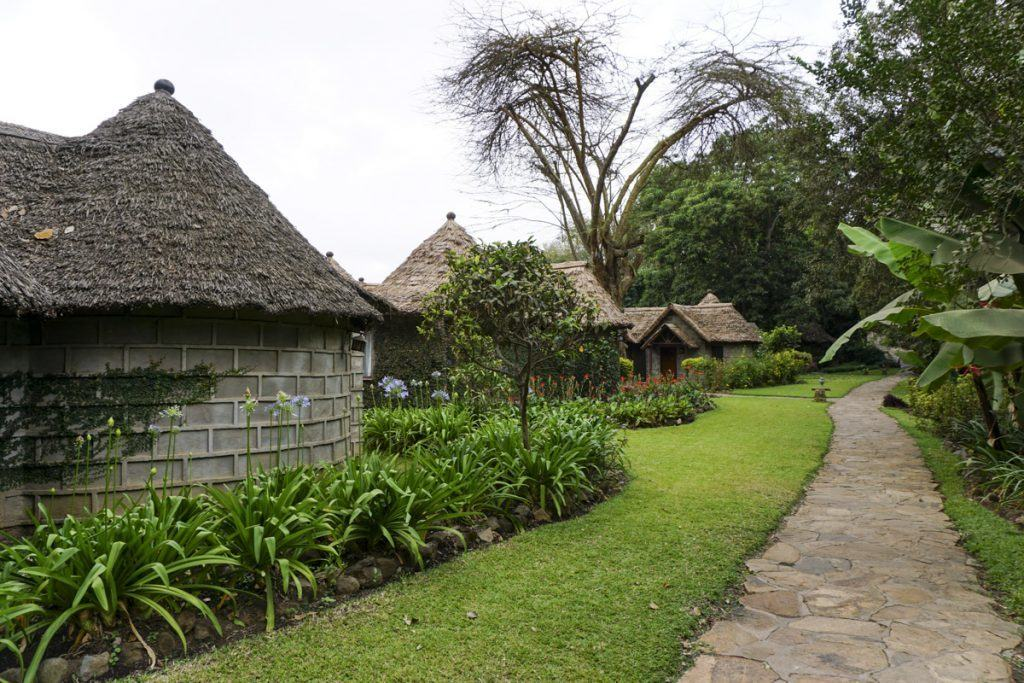 Lake Duluti Lodge in Tanzania