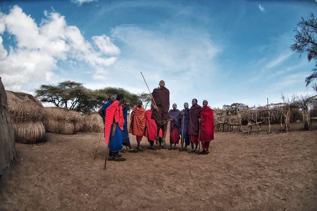 Maasai Snapseed