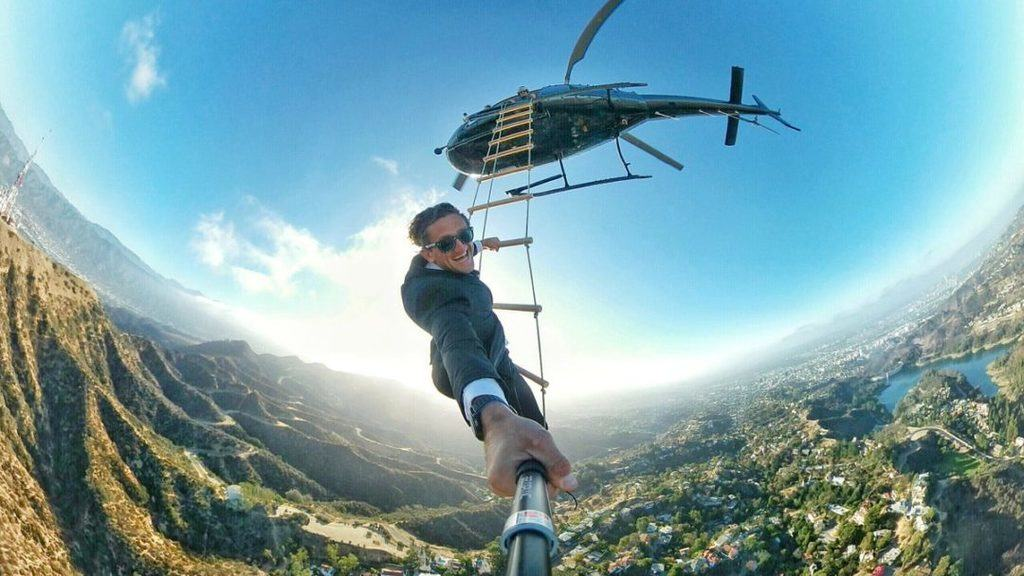 Casey Neistat Helicopter