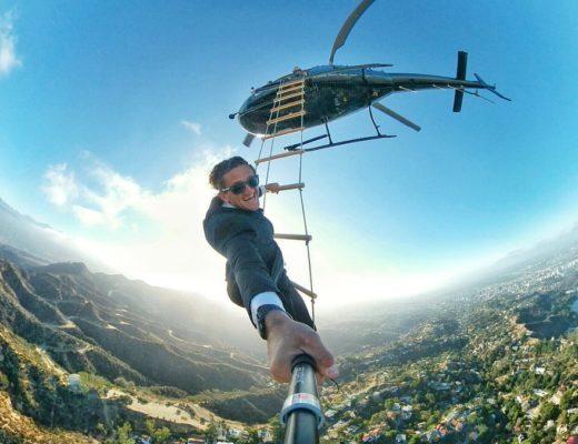 Casey Neistat Helicopter