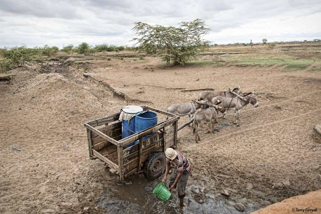 The Struggle for water in Tanzania