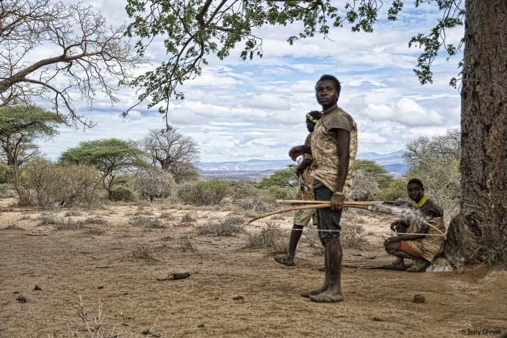 Hadzabe Hunters of Tanzania