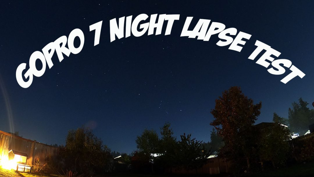 GoPro 7 Night Lapse Video With Settings – Travel Fanatical