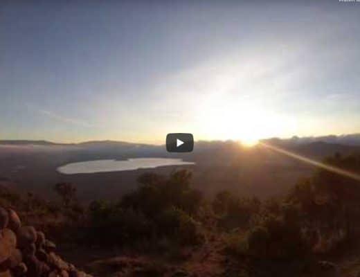 Ngorongoro Sunrise Timelapse