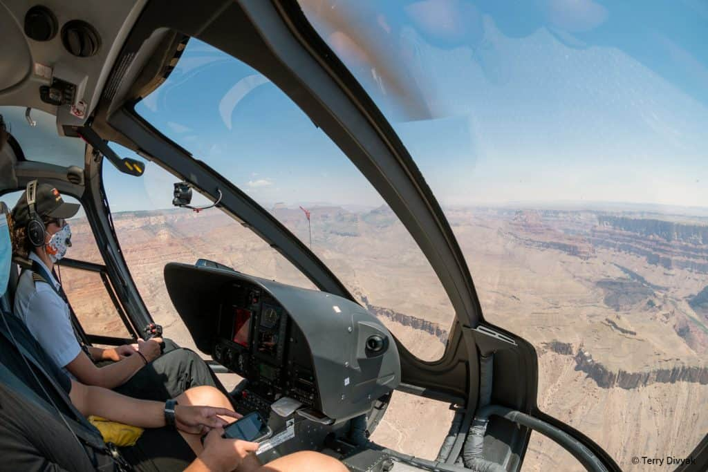 Grand Canyon Helicopter Ride