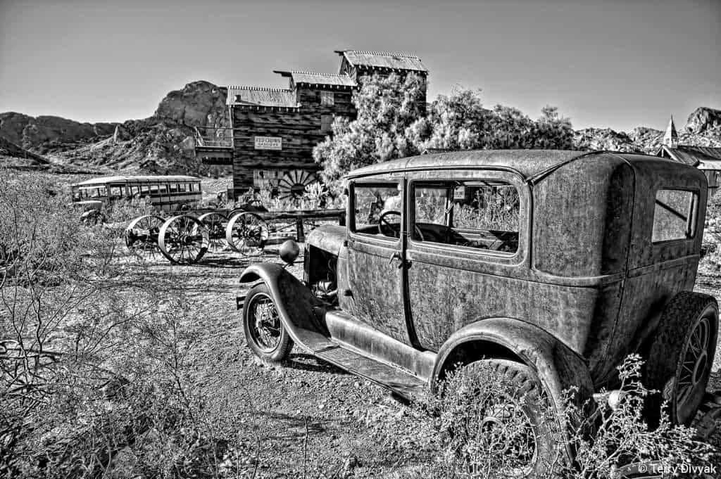 El Dorado Canyon Mine