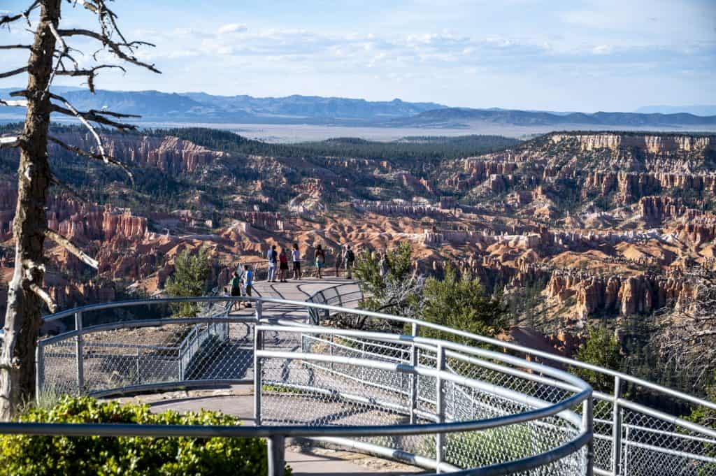 Bryce Point - Bryce Canyon National Park Viewpoint